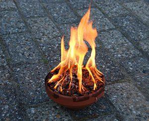 Feuerschalen aus Steinzeug